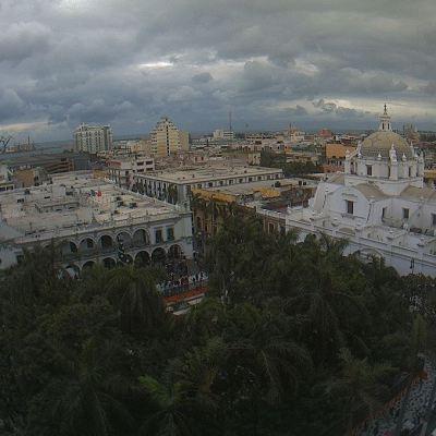 Ciclón tropical y frente frío 5 provocarán lluvias en México
