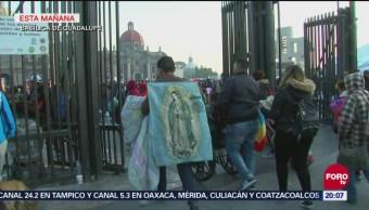 Peregrinos Rompen Récord Visitar Basílica De Guadalupe