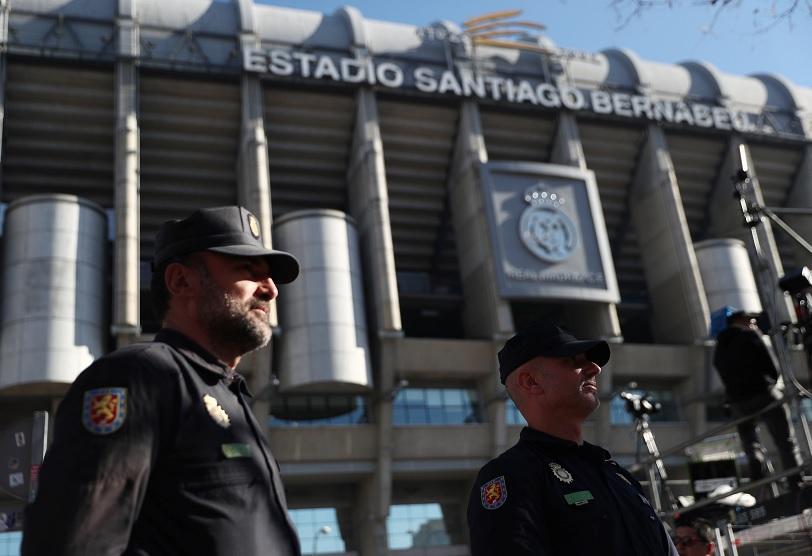 En Vivo River-Boca: Madrid se blinda con 4 mil policías