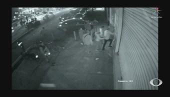 Policía Investiga Inacción Agentes Invasores Edificio Benito Juárez