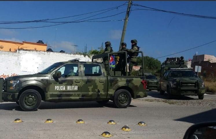 Policía militar Chihuahua; refuerzan seguridad 700 elementos