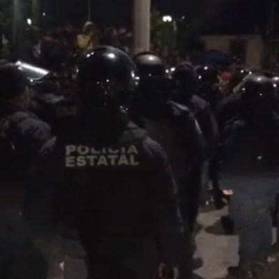Hombre linchado en Hueyotlipan, Tlaxcala, no era policía de Puebla