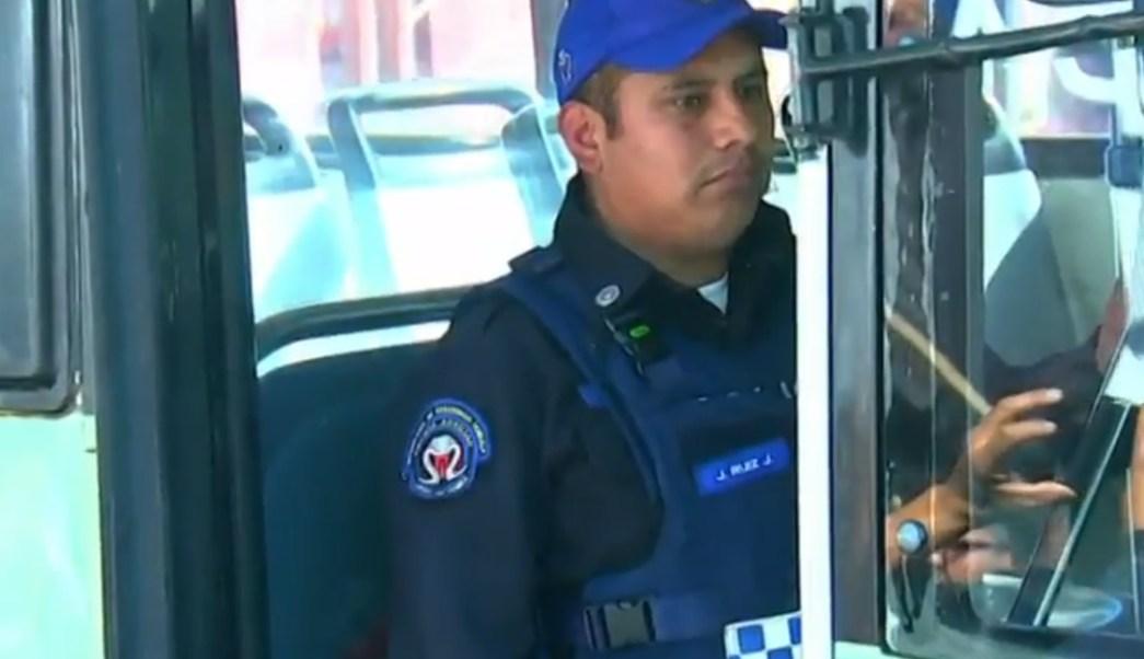 Cámaras y policías vigilarán el transporte público de Iztapalapa