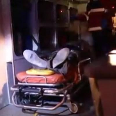 Prenden fuego a indigente mientras dormía en una calle de Tepito, CDMX