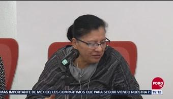 Presidenta CDH-CDMX Apoya Desaparición Cuerpo Granaderos
