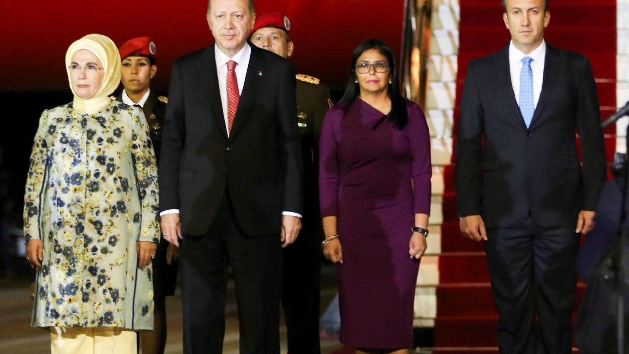 Erdogan asegura que Jamal Khashoggi fue asfixiado con bolsa