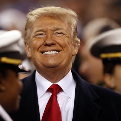 El muro es solo un proyecto de vanidad de Trump: Los Angeles Times