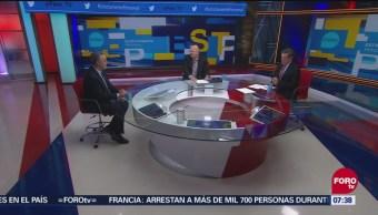 Presupuesto 2019 será el más observado, dice Alfonso Ramírez Cuellar