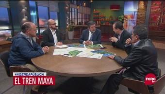Prevén estudio de impacto ambiental antes de 'El tren maya'