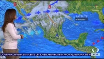 Prevén lluvias fuertes en Sonora, Chihuahua y Durango
