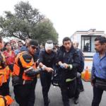 Manifestantes reclaman reducción salarial a ministros de la Corte