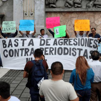Aumentan 18 por ciento los asesinatos contra periodistas: UNESCO