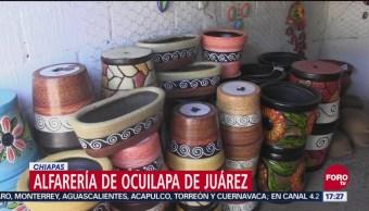 Pueblo Indígena Destaca Elaboración Artesanías Chiapas