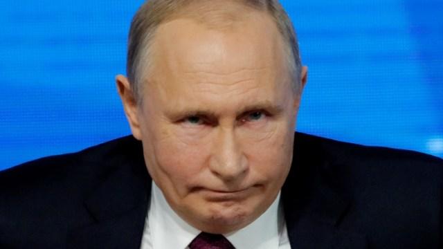 Putin pide no subestimar el peligro de una posible guerra nuclear