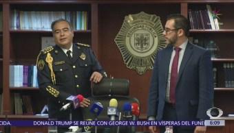 Raymundo Collins sale de la SSPCDMX, asume Jesús Orta Martínez