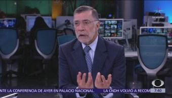 René Delgado: Saturación de mensajes de AMLO dificulta saber prioridades de Gobierno