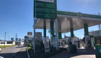 Reportan desabasto de gasolina en Toluca