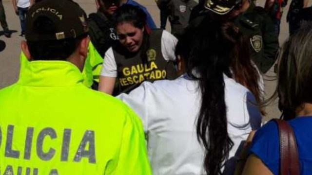 Colombia: Rescatan a familiar de García Márquez secuestrada
