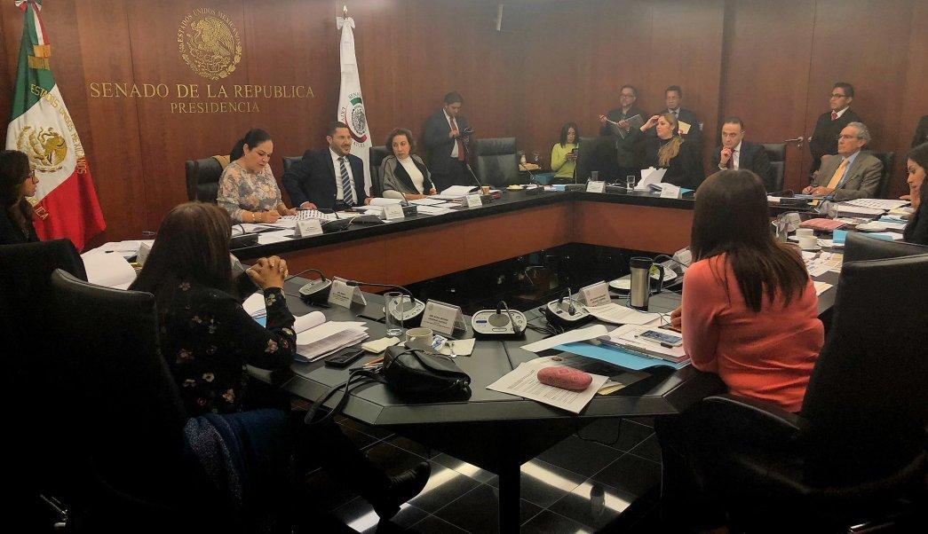 Senado ajusta procedimiento para nombrar a diplomáticos
