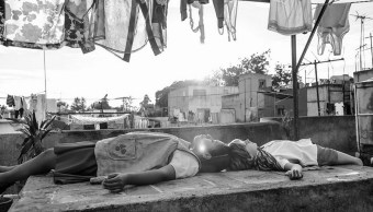 'Roma' de Alfonso Cuarón recibe nominaciones a Globos de Oro