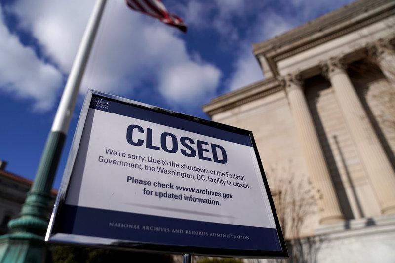 cierre de gobierno en eu golpea turistas funcionarios y parques