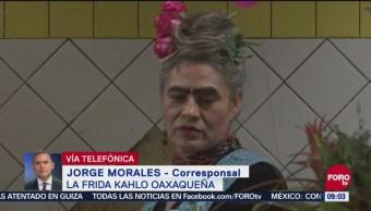 La Frida Kahlo Oaxaqueña