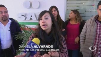 SAT Asegura Despidos Deben Recortes Presupuesto 2019