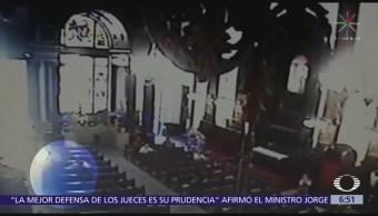 Se registra ataque armado en iglesia de Brasil