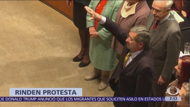 Senado ratifica a Juan Ramón de la Fuente como embajador de México ante la ONU