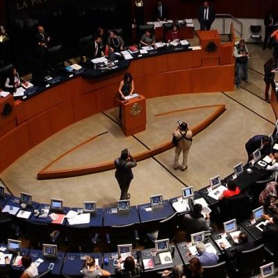 Senadores presentan acción inconstitucional sobre remuneraciones ante la SCJN