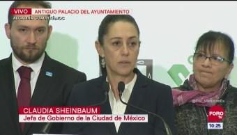 Sheinbaum anuncia liberación de 5 indígenas que no podían pagar fianza