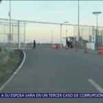 Siguen actividades en aeropuerto de Texcoco