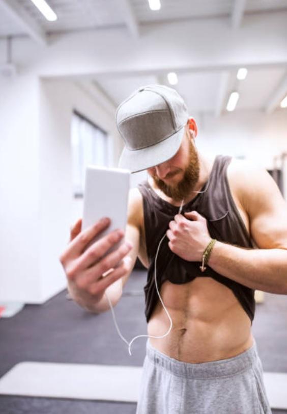 'Spornosexual', el nuevo icono del sexo, del gimnasio e Instagram