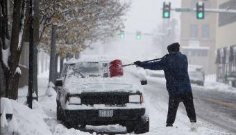 Tormenta invernal paraliza actividades en el sureste de Estados Unidos