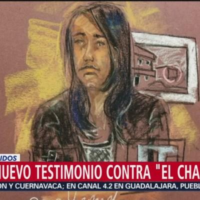 Testigo contra El Chapo incrimina a hijo del narcotraficante