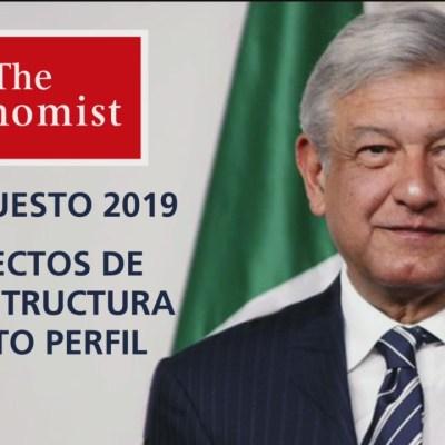 The Economist: Presupuesto en México demuestra responsabilidad social