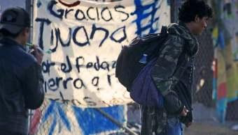 Tijuana no permitirá a migrantes permanecer en las calles