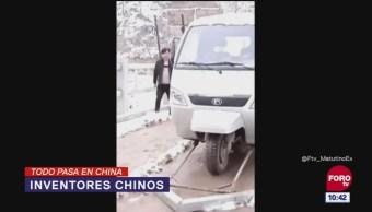 Todo Pasa En China: Inventores chinos