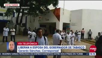 Trabajadores Salud Tabasco Demandan Pagos Atrasados