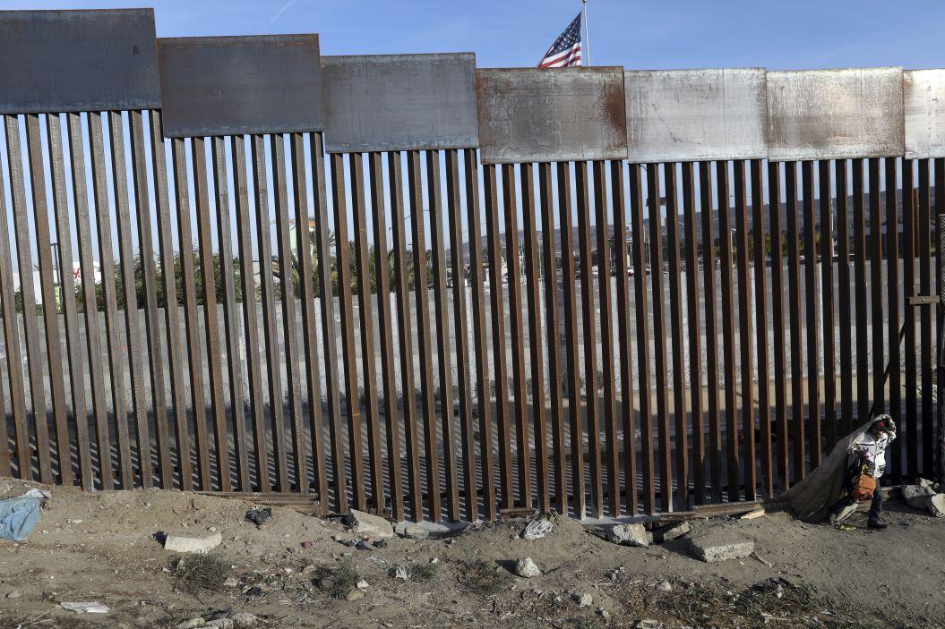 Trump no ha construido un kilómetro de nuevo muro fronterizo