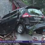 Tsunami golpea a Indonesia