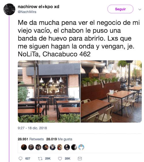 Salvó Bar Padre Tuit Viral Hombre