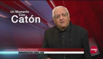 Un momento con Armando Fuentes 'Catón' del 21 de diciembre