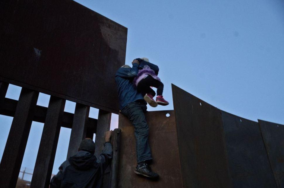 Unicef México pide proteger imagen de niños de la caravana migrante