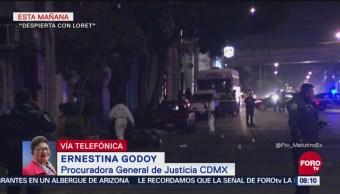 Venganza, posible móvil de ejecución de mujer en la CDMX