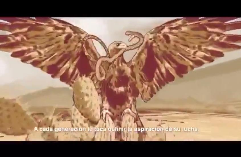 AMLO dice en un video que no defraudará a los mexicanos