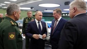 Putin: Rusia tiene misil hipersónico Avangard