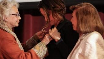 Un honor reconocer a las mujeres Jorge Rangel de Alba