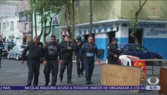 6 de cada 10 mandos de la Policía CDMX fueron destituidos