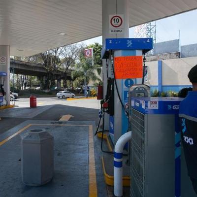 ¿Qué estados denuncian desabasto de gasolina?